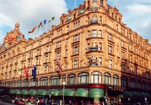 Harrods Londra - orari trasporti e storia